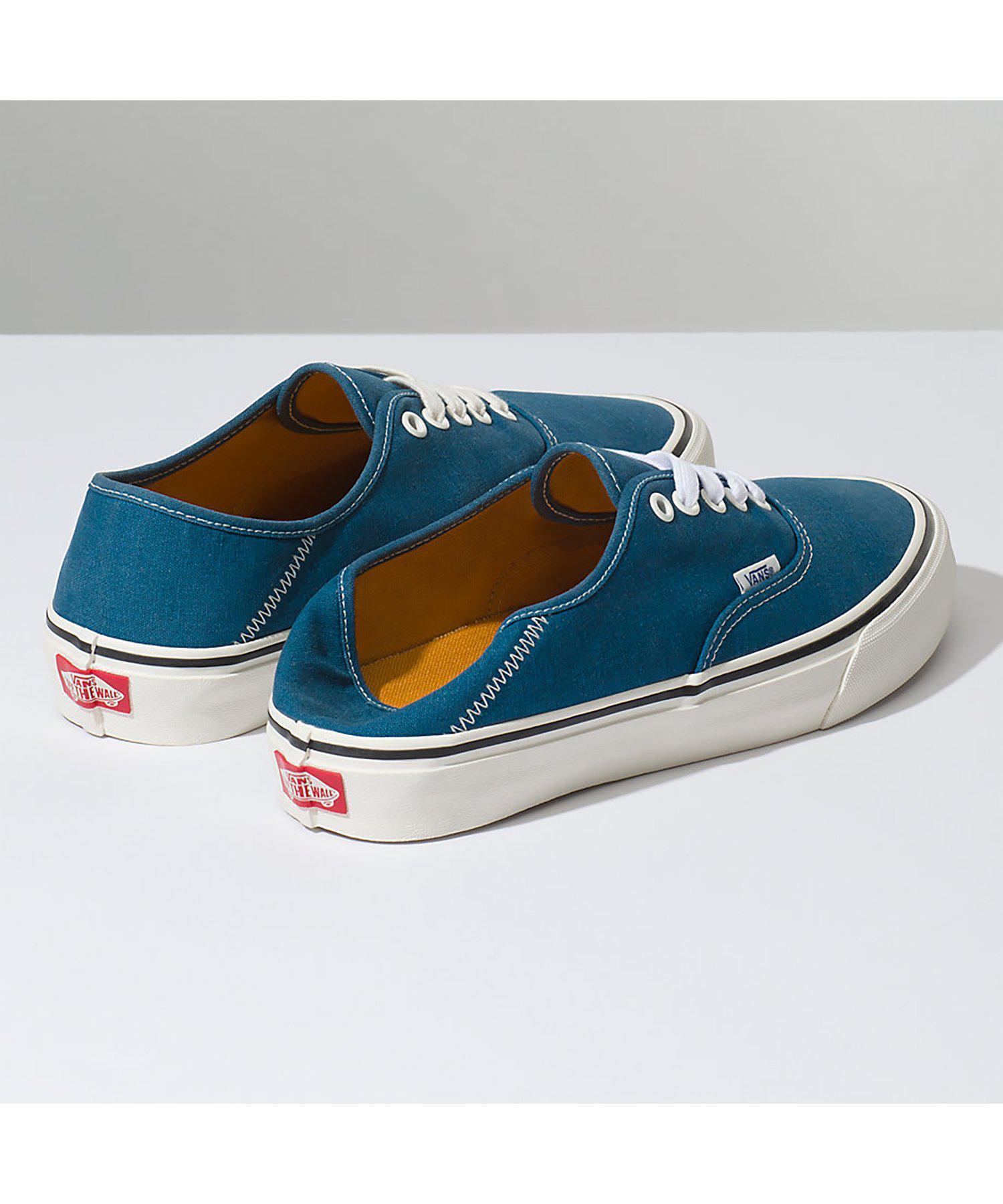 b1e1a8bf1d640f Lyst - Vans Salt Wash Authentic In Corsair in Blue for Men