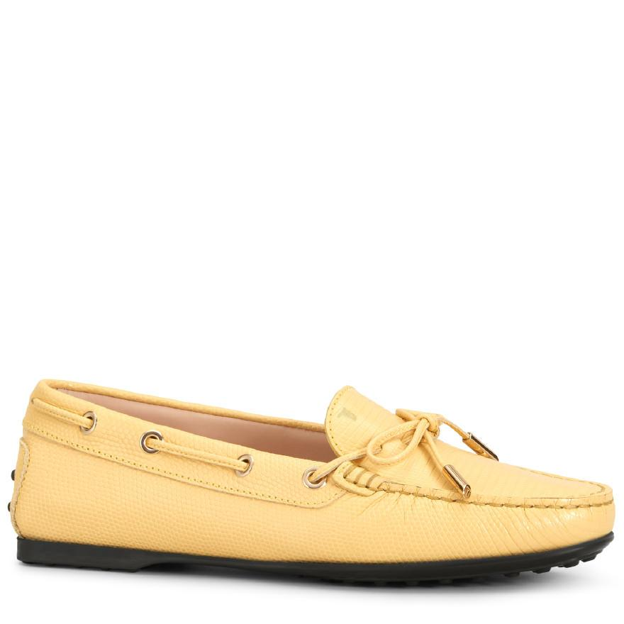 City Gommino Moccasins in Leather Tod's tyD1h