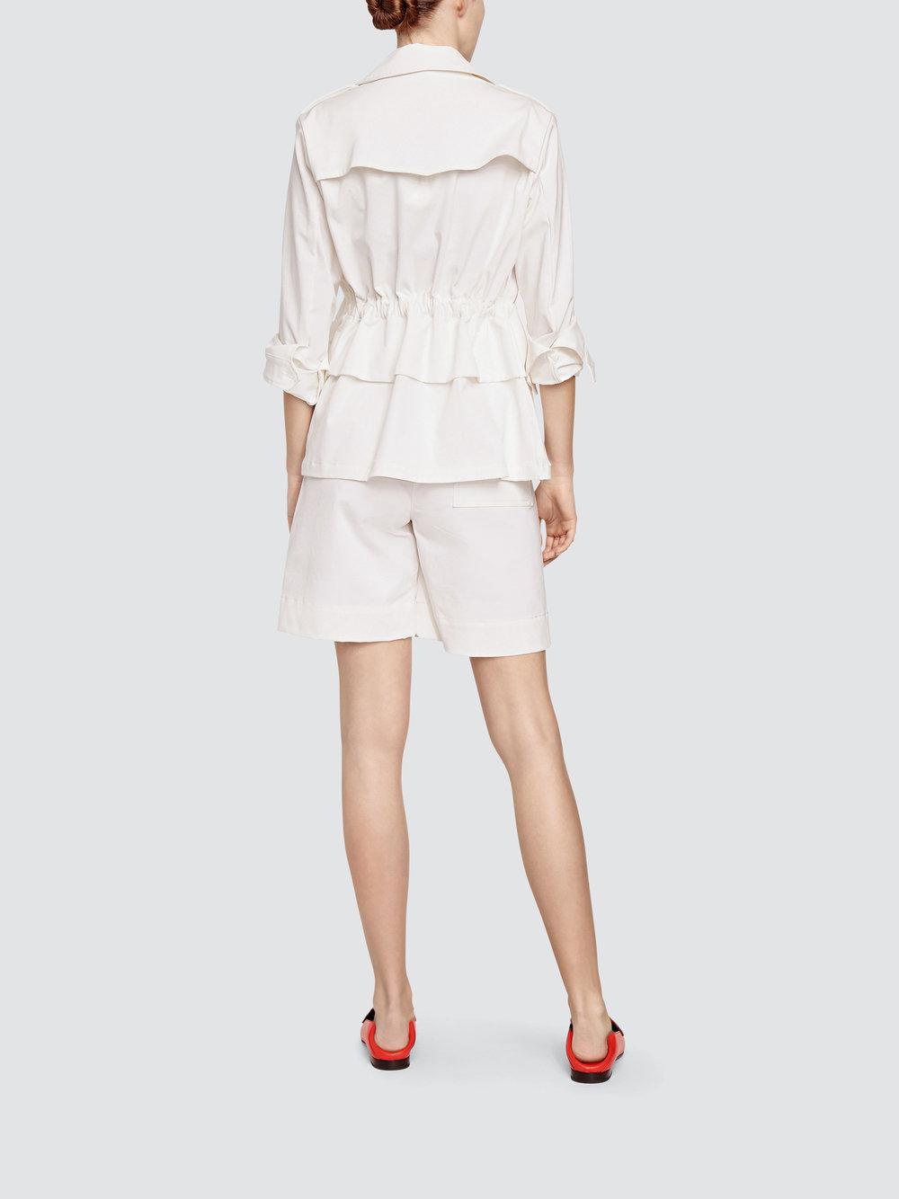 peach cotton short - White Tomas Maier oHKOM71ltv