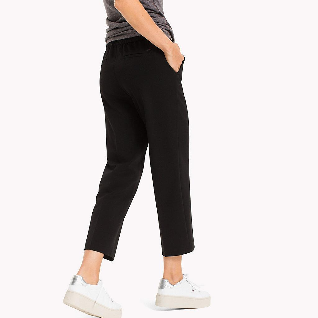 Online Tommy Hilfiger Viscose Blend Trousers Cheap In China Cheap Sale Visit Sale Amazing Price mwXSBSHMm