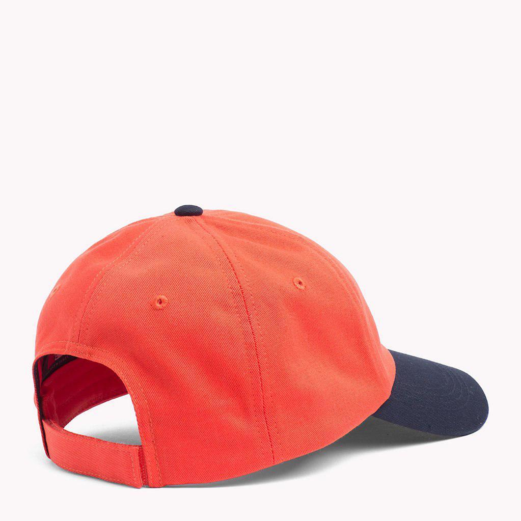 5cf31f26f23d0a Tommy Hilfiger Lewis Hamilton Baseball Cap in Orange for Men - Lyst