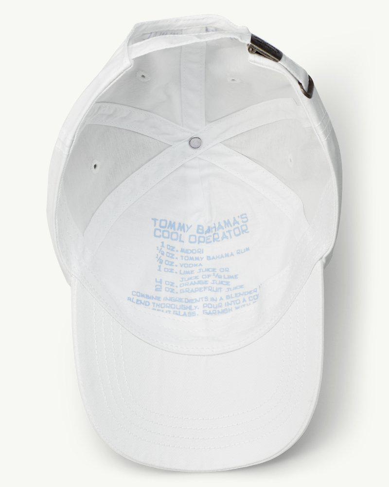 Lyst - Tommy Bahama New Swim Shady Cap in White for Men 1d8001c51d9e