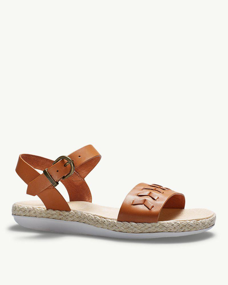 abaeb24f4 Lyst - Tommy Bahama Relaxology® Ilsa Sandals in Brown