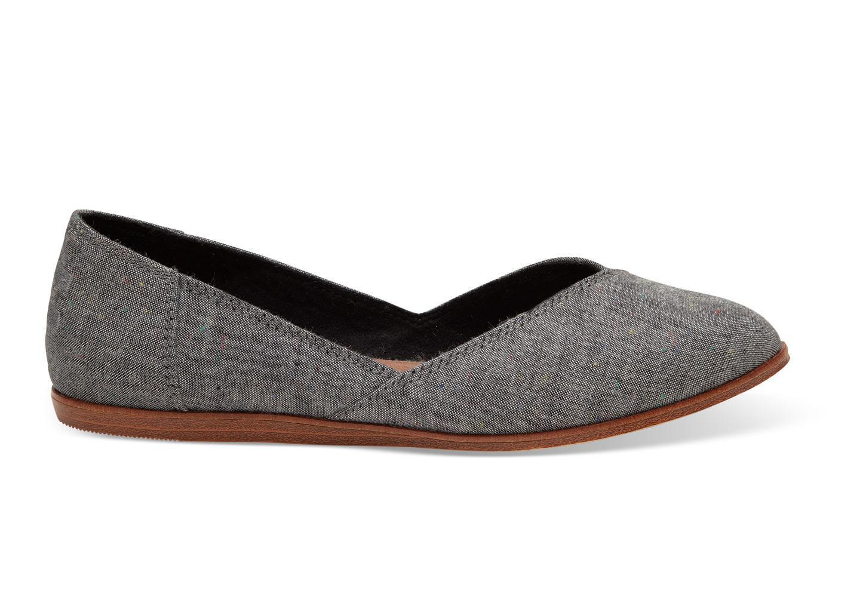 Toms Shoes Jutti Flats