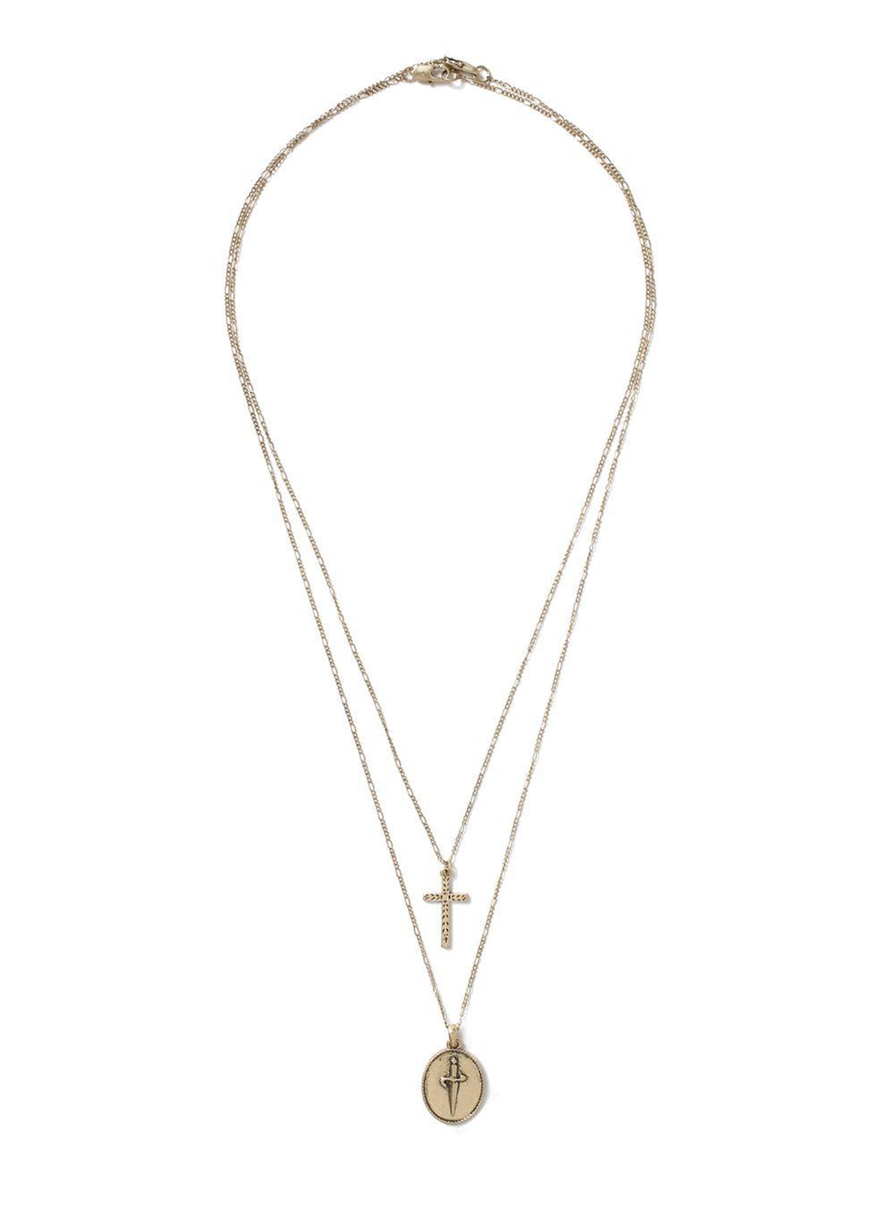 MyriamSOS Os & Xs Cross Necklace I2k2Ua6
