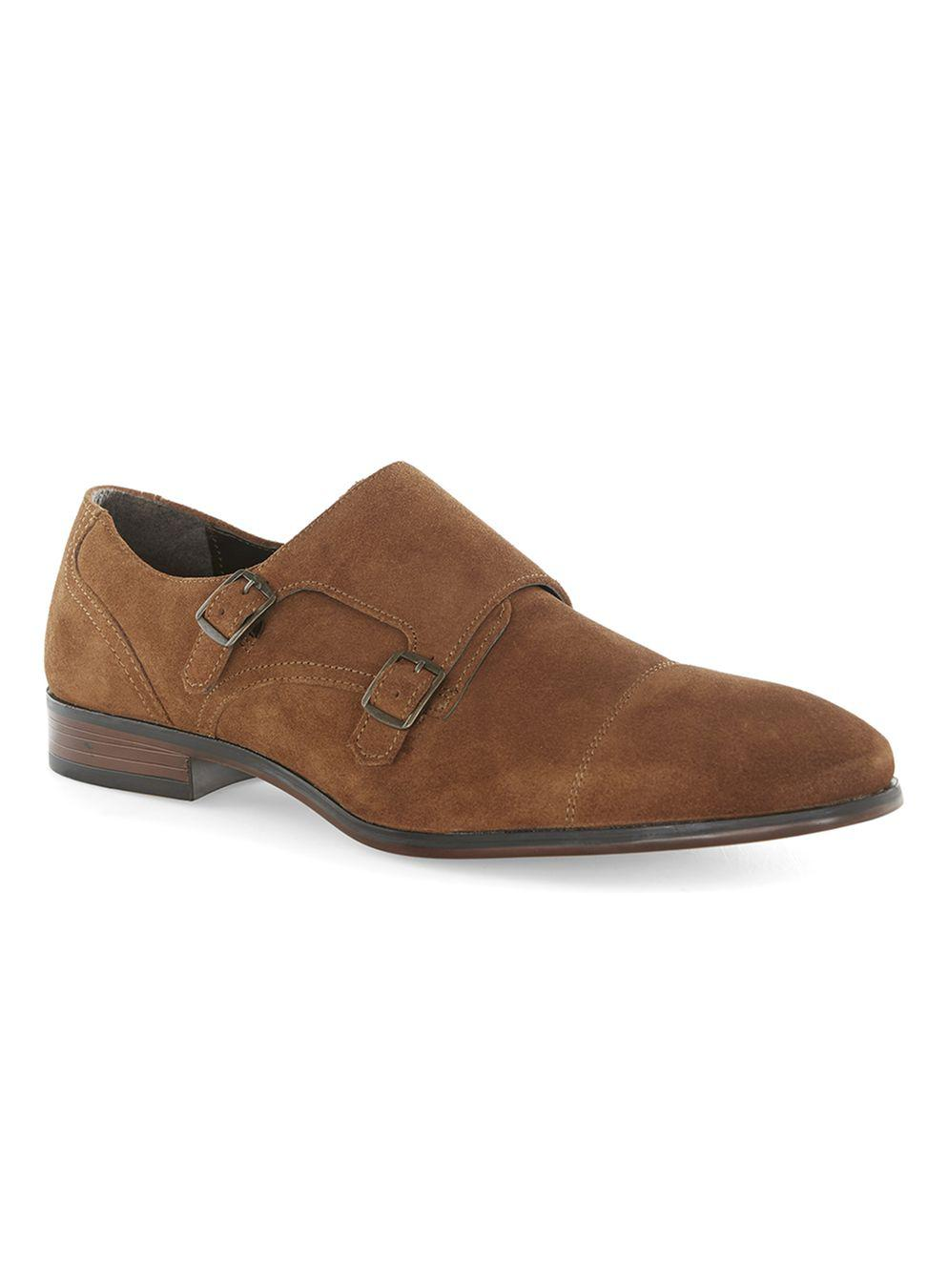 Fred Perry Brown Shoes