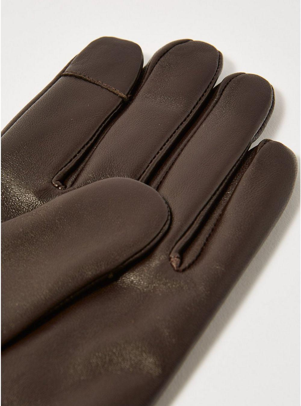 fbe54e35d4a Topman Brown Leather Gloves And Box in Brown for Men - Lyst