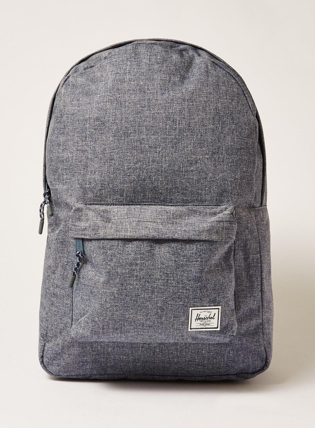 44809ac7534 Herschel Supply Co. Chambray Classic Backpack in Gray for Men - Save ...