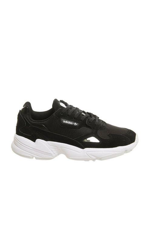 adidas Falcon Trainers By Office in Black - Lyst 5f1cd9c11