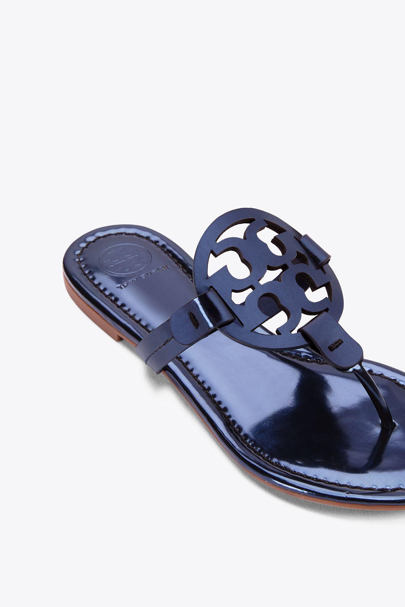 f6f4056dcd4d8a Lyst - Tory Burch Miller Sandal