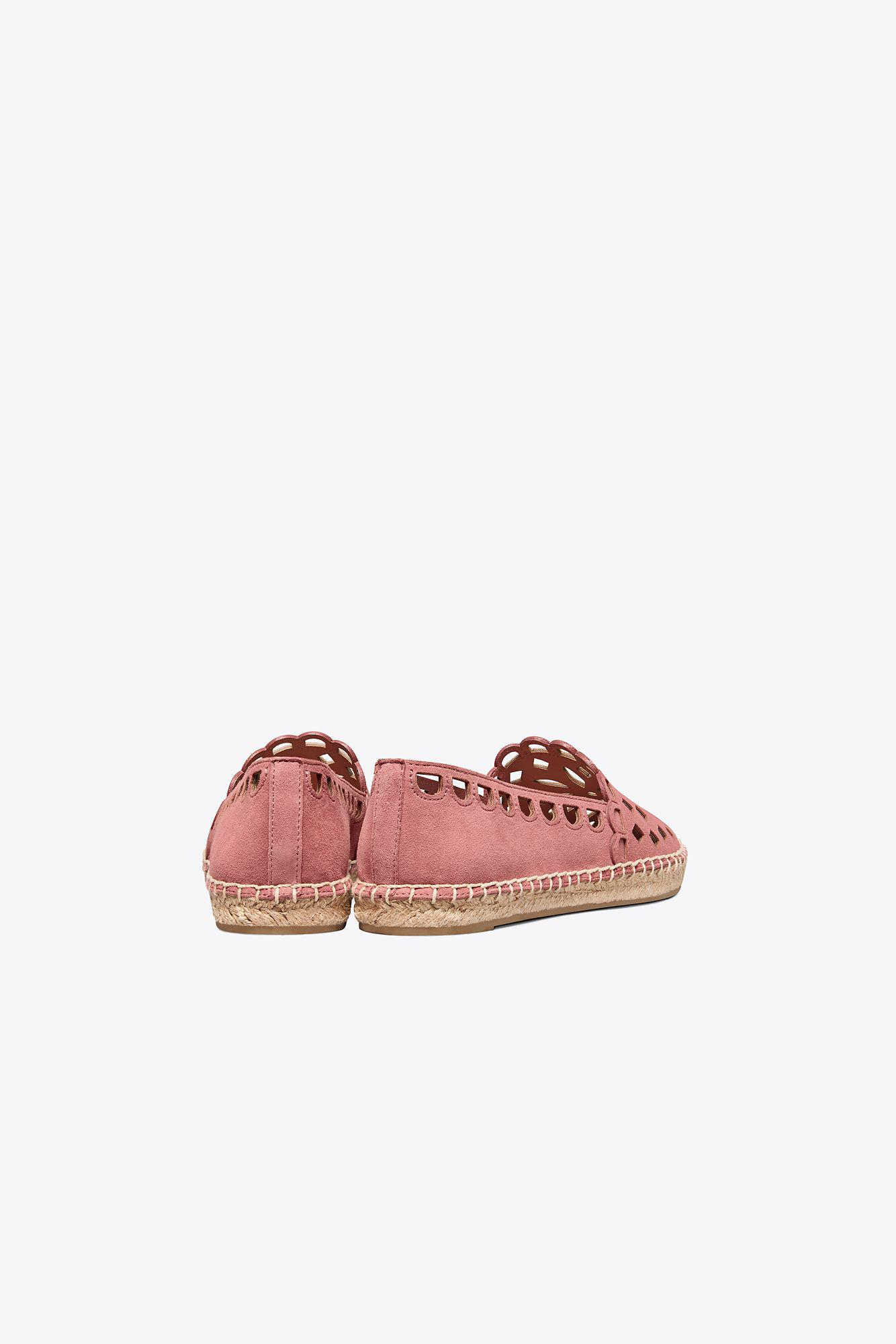 4140cf455fc Lyst - Tory Burch May Espadrille in Pink