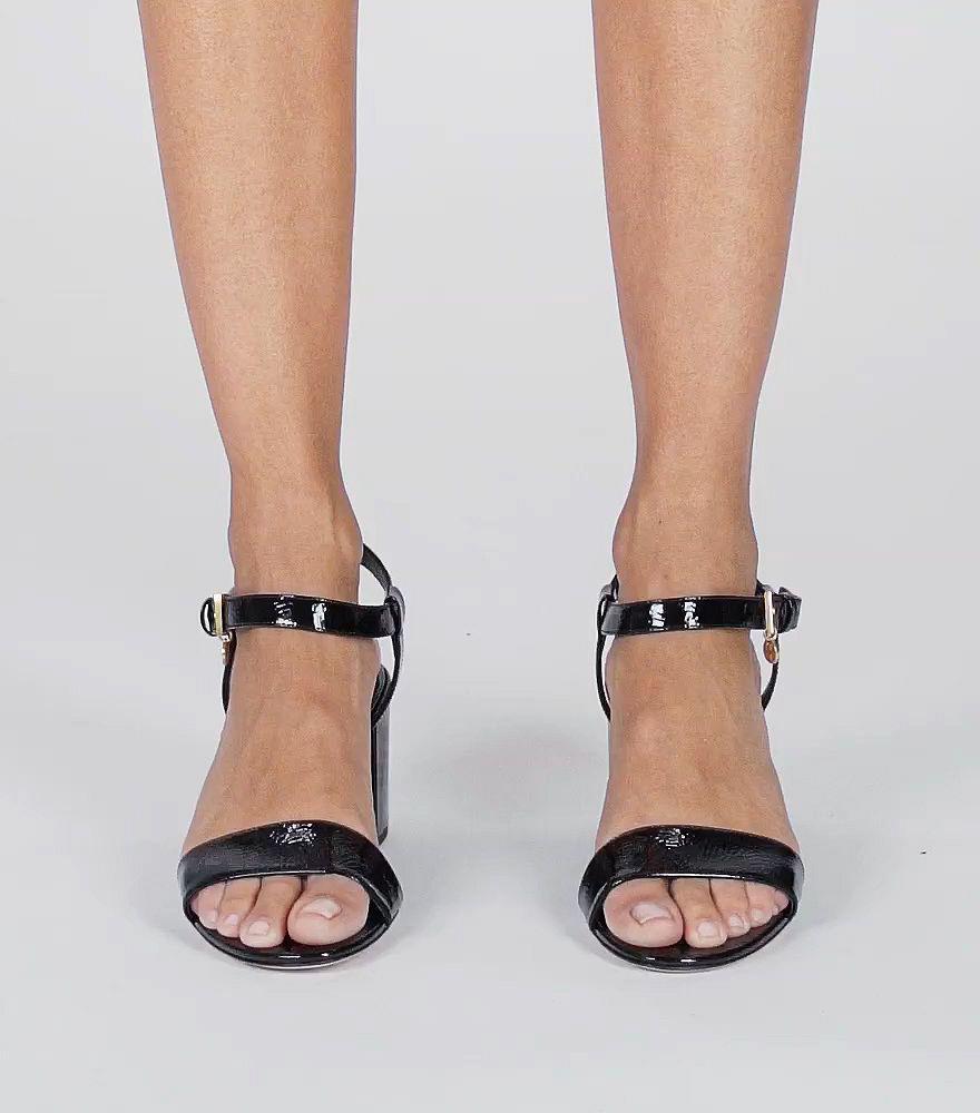 8954093f5c0ce3 Lyst - Tory Burch Laurel Ankle-strap Sandal