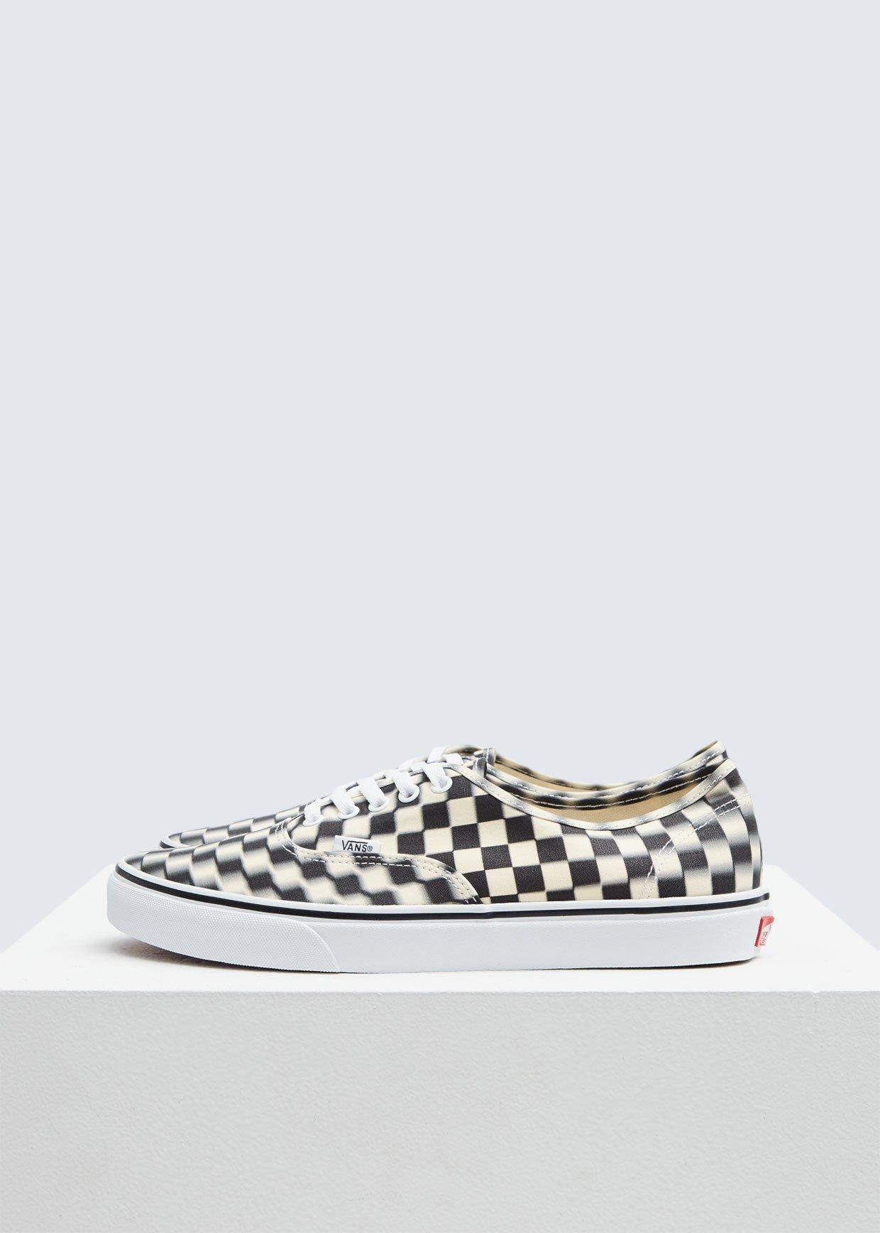 87c9b4d54a1027 Vans Authentic Sneaker in White for Men - Lyst