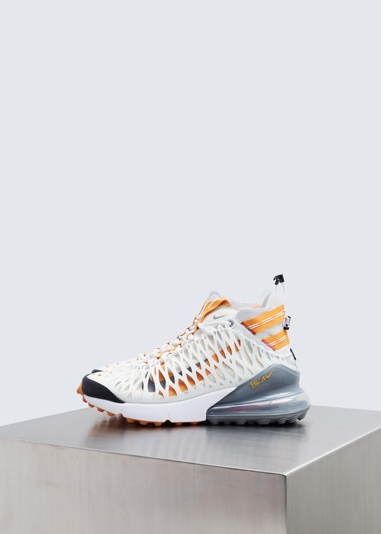 Lyst - Nike Air Max 270 Ispa Sneaker in White for Men 45a84f214