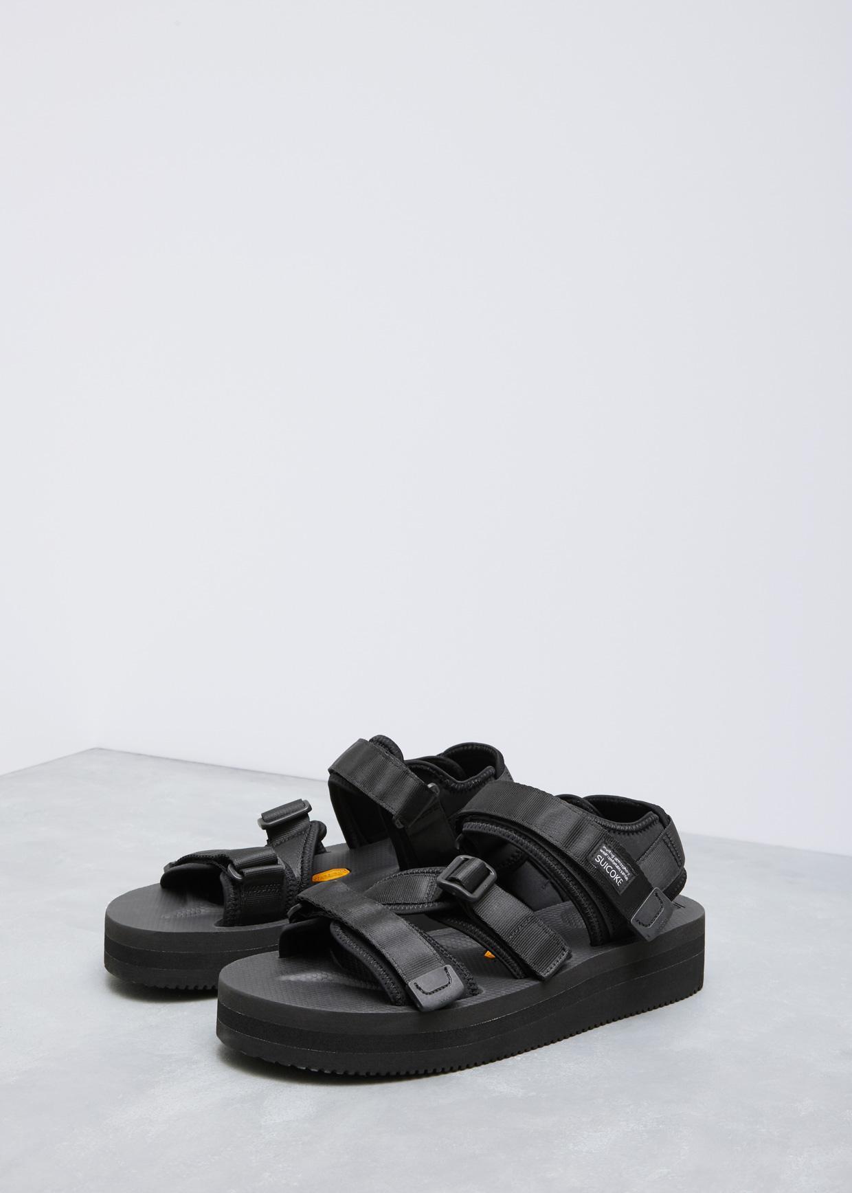 d3af48c23bc Lyst - Suicoke Kisee-vpo in Black for Men
