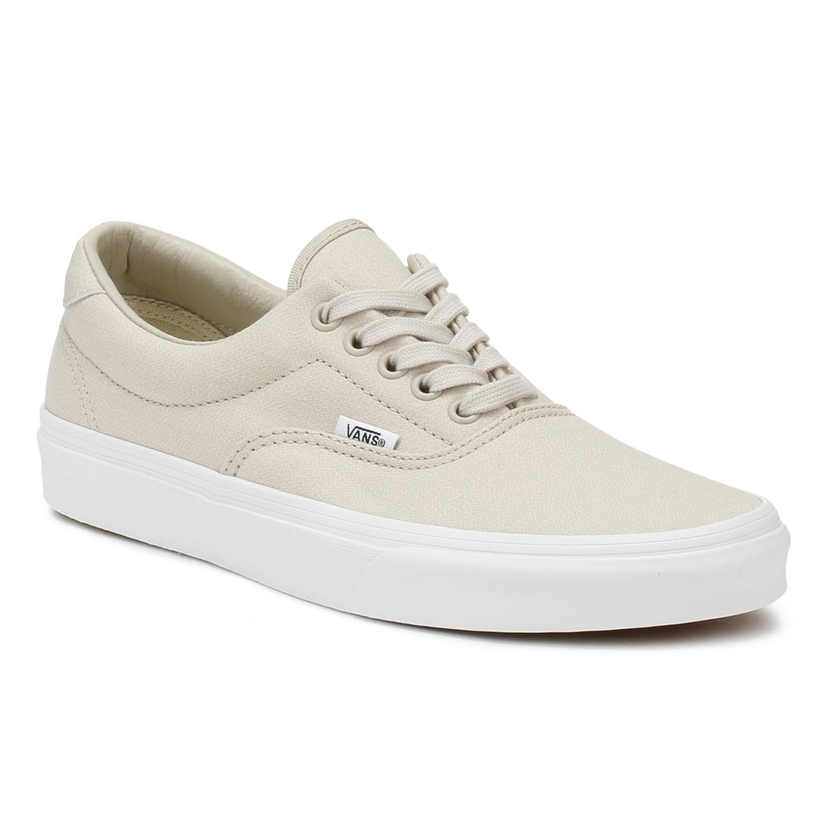 ea59df42f301c4 Lyst - Vans Silver Lining   True White Suiting Era 59 Trainers in White