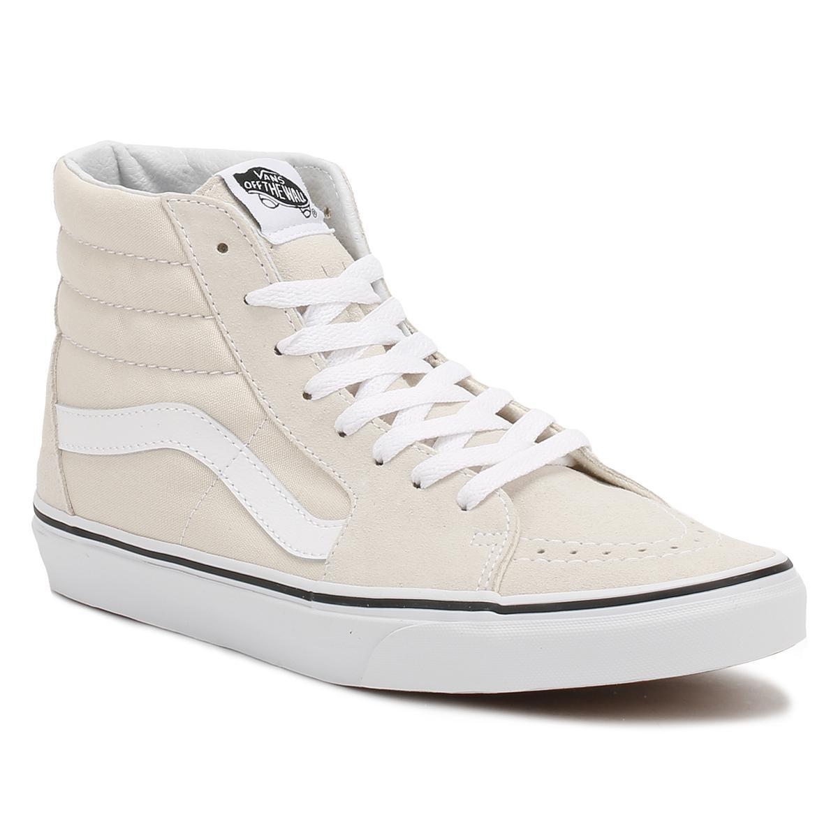 d7fd0e9b36 Lyst - Vans Silver Lining   True White Sk8-hi Trainers Men s Shoes ...