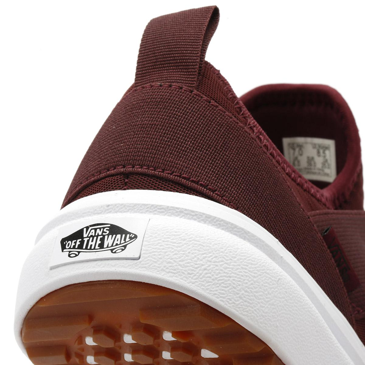 87ebfb83716d0e Vans Port Royale Burgundy Ultrarange Gore Trainers in Red - Lyst