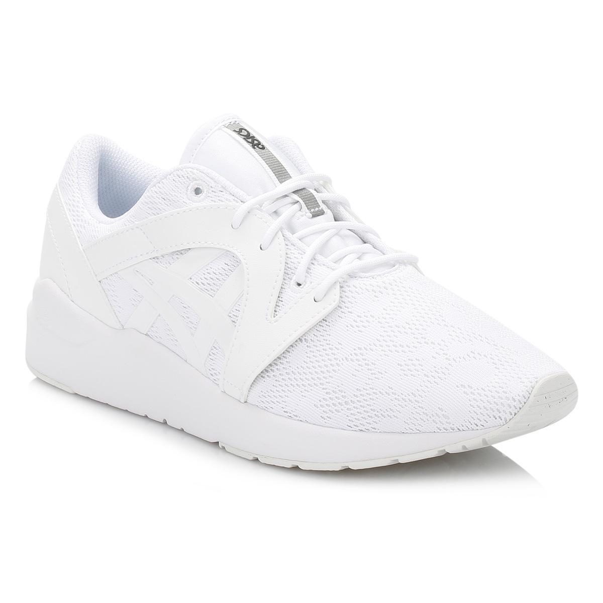 womens asics beige gel-lyte komachi trainers
