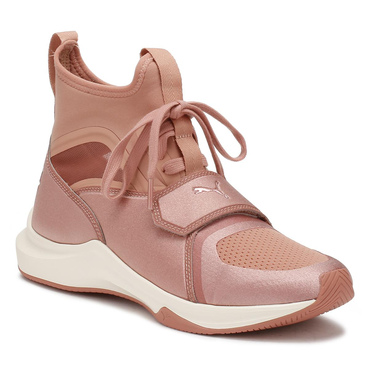 e93d2940f36a PUMA Womens Selena Gomez Pink Phenom Trainers in Pink - Save 25% - Lyst
