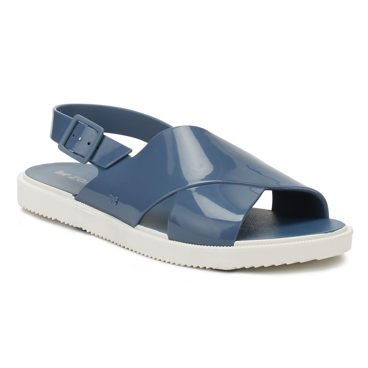 5daf7d6b67252a Zaxy - Womens Blue Match Sandals - Lyst. View fullscreen