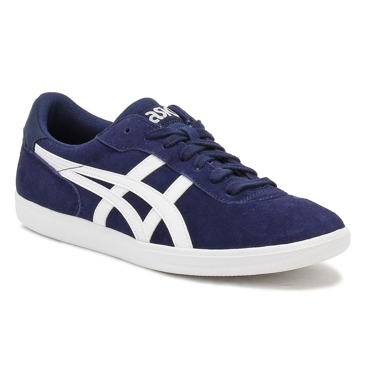 Asics Mens Peacoat Navy Percussor Trs Trainers in Blue for