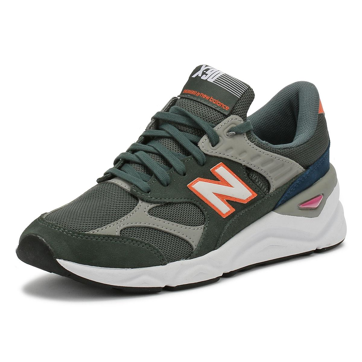 reputable site c28d6 e34cc new-balance-Multi-Coloured-Msx90-Mens-Green-Orange-Trainers.jpeg