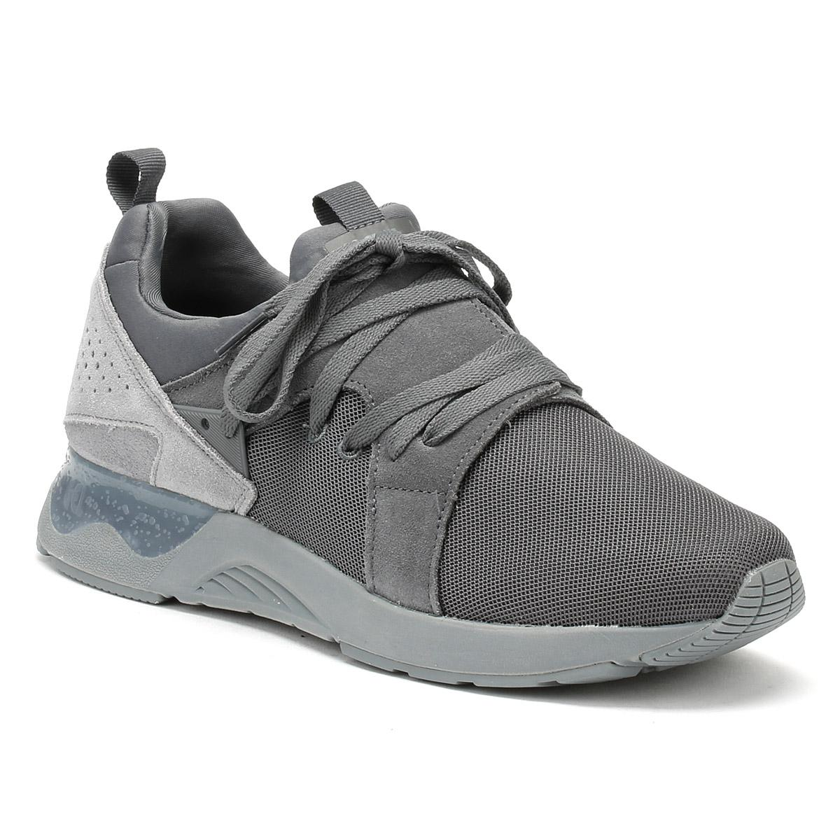 best service 0727c 32d0c Asics Mens Carbon   Stone Grey Gel-lyte V Sanze Trainers in Gray for ...