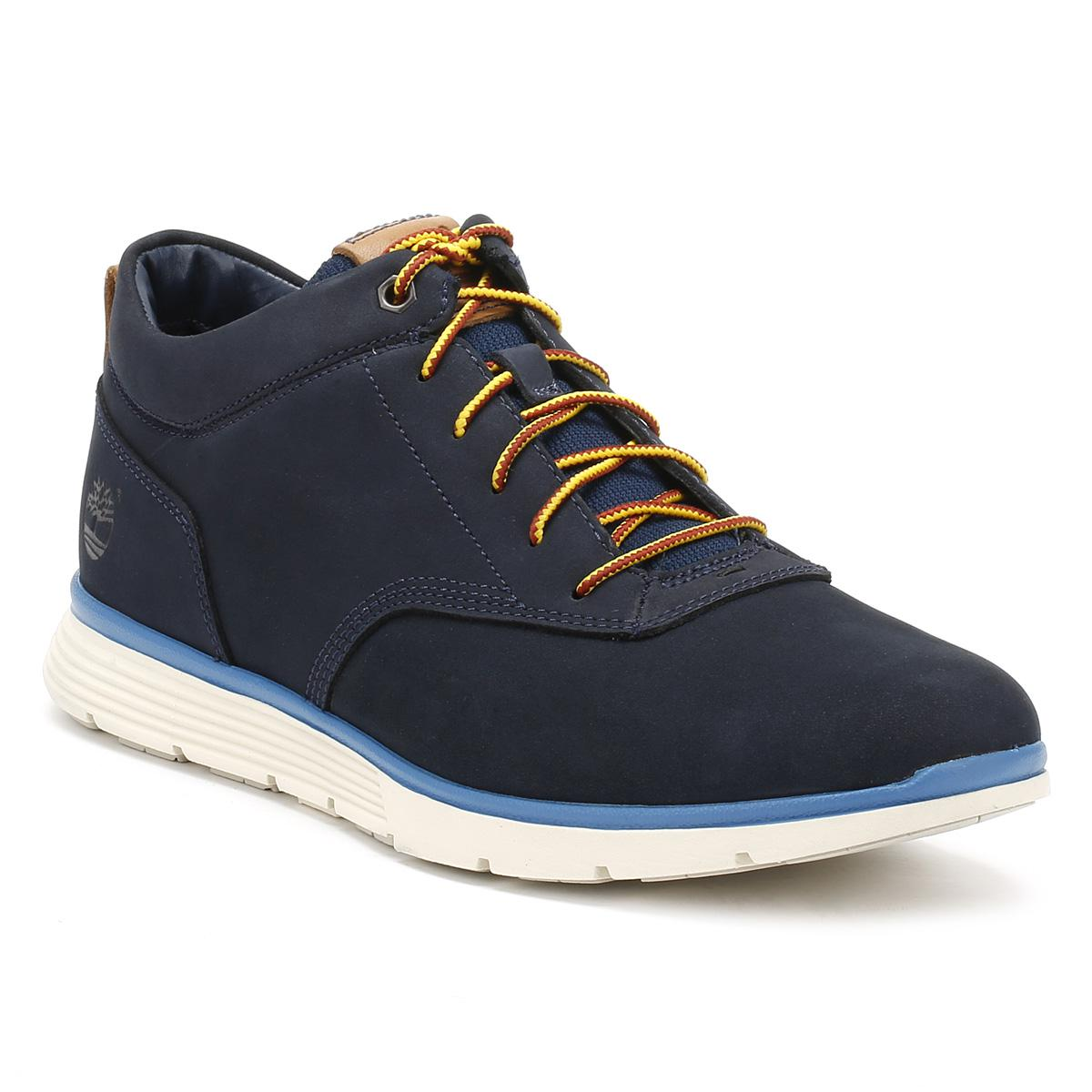 Lyst - Timberland Mens Black Iris Killington Half Cab Shoes in Black ... 96ea1b98bee