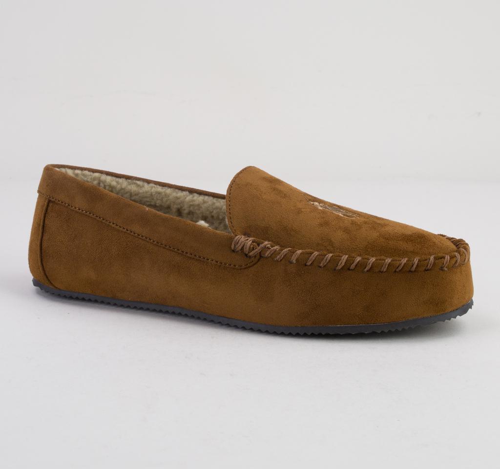 b19866820 Ralph Lauren Ralph Lauren Dezi Iv Slippers in Brown for Men - Lyst