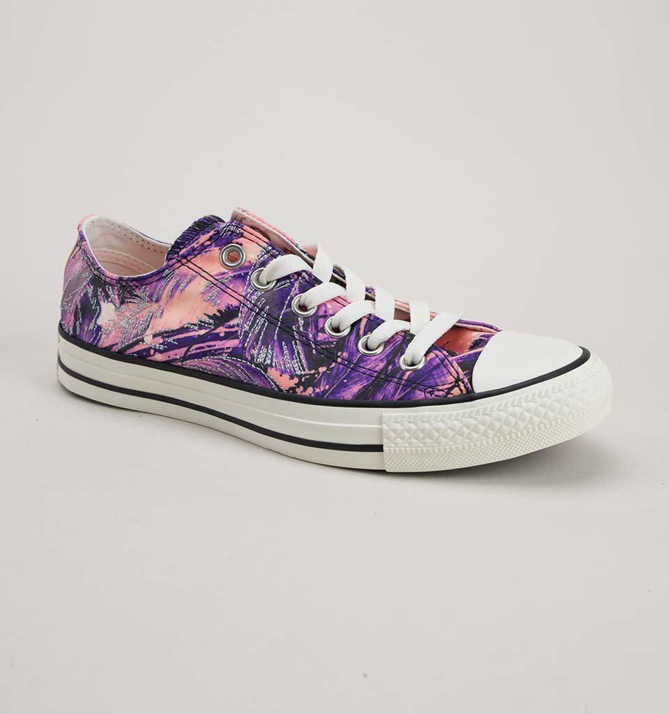 615554e324f1 Converse 559865c Ct As Ox Hyper Royal-pale Coral-egret Trainers - Lyst