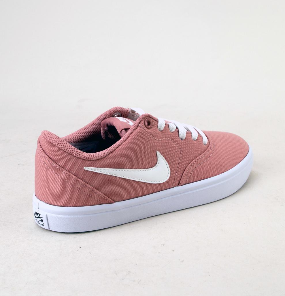 787d3da012e8 Nike - Multicolor Wmns Sb Check Solar Cnvs Rust Pink-summit White Trainers  - Lyst. View fullscreen