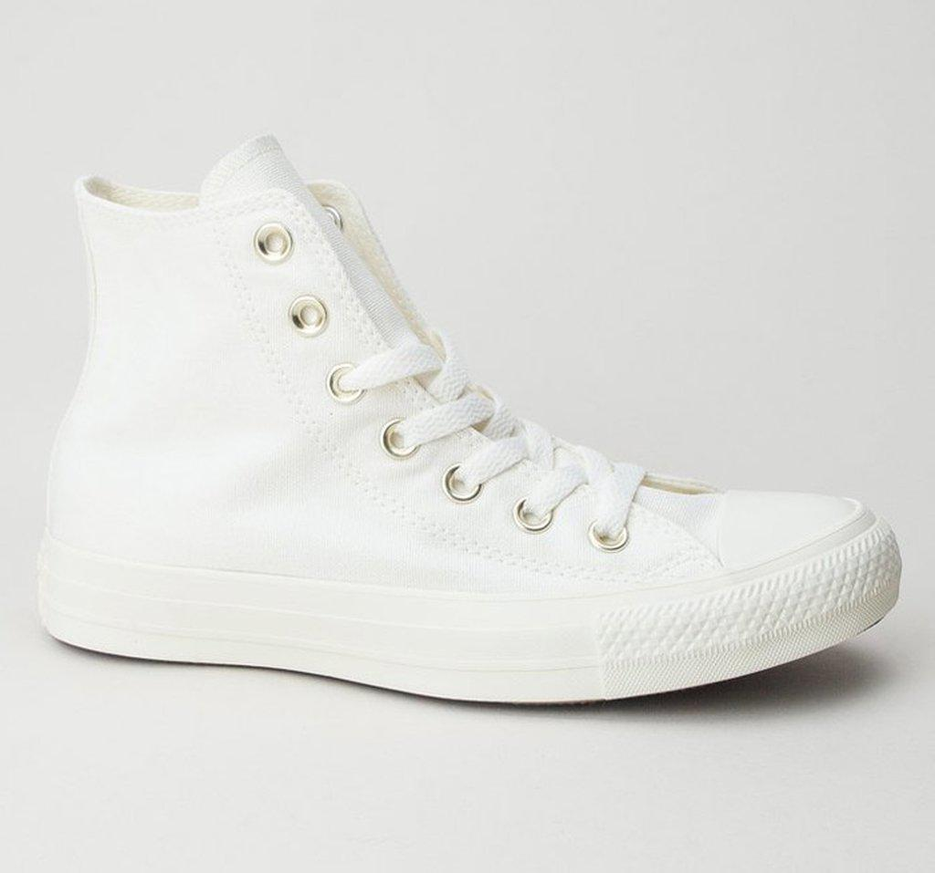 69b2de9715184e Converse 559937c Ct As Hi Egret-egret-gold Boots in White - Lyst