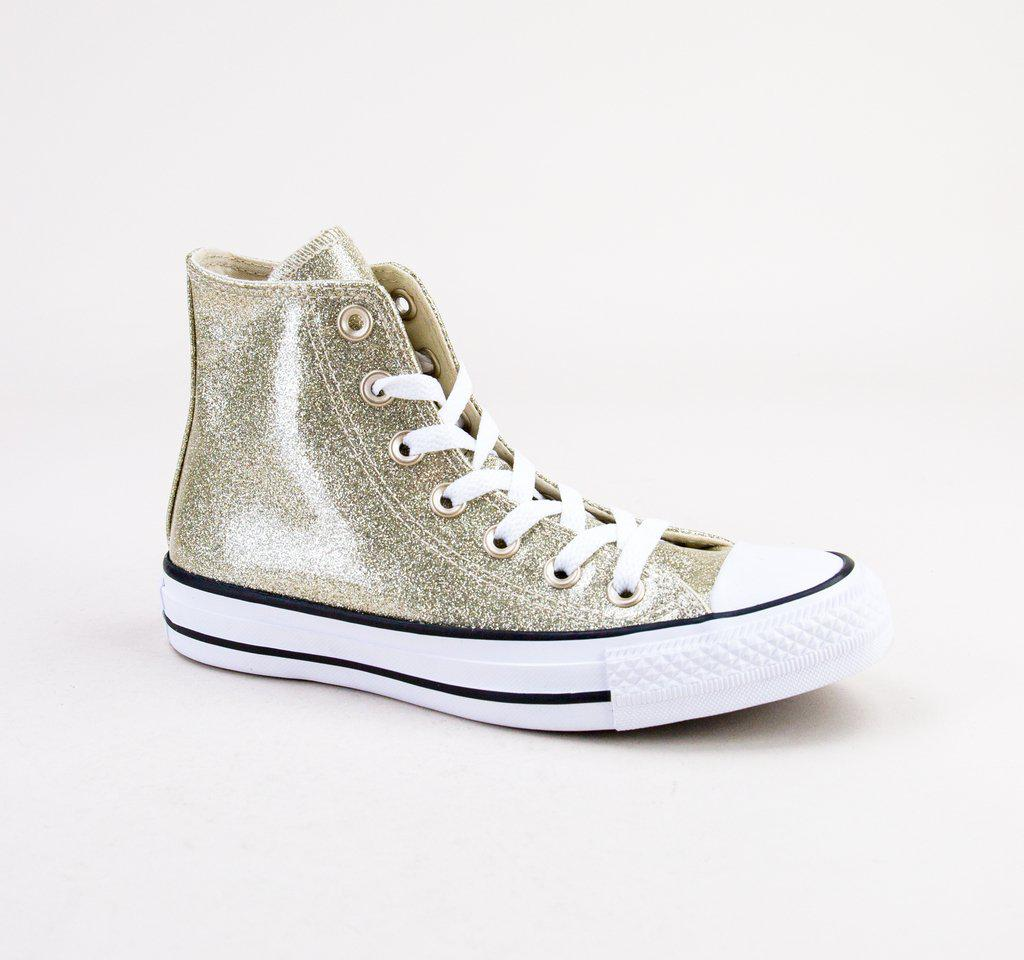 c3afd8f0660b Converse 562481c Ct As Hi Light Gold-light Gold-white Boots in White ...