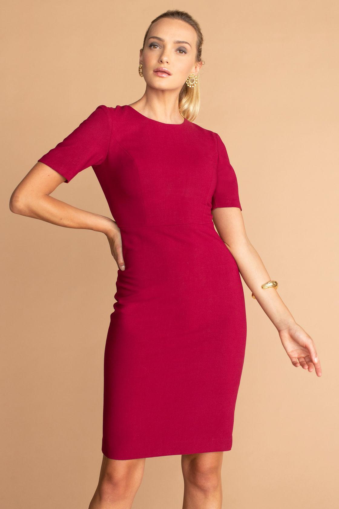 22a68da3 Trina Turk Diamante Dress in Red - Lyst