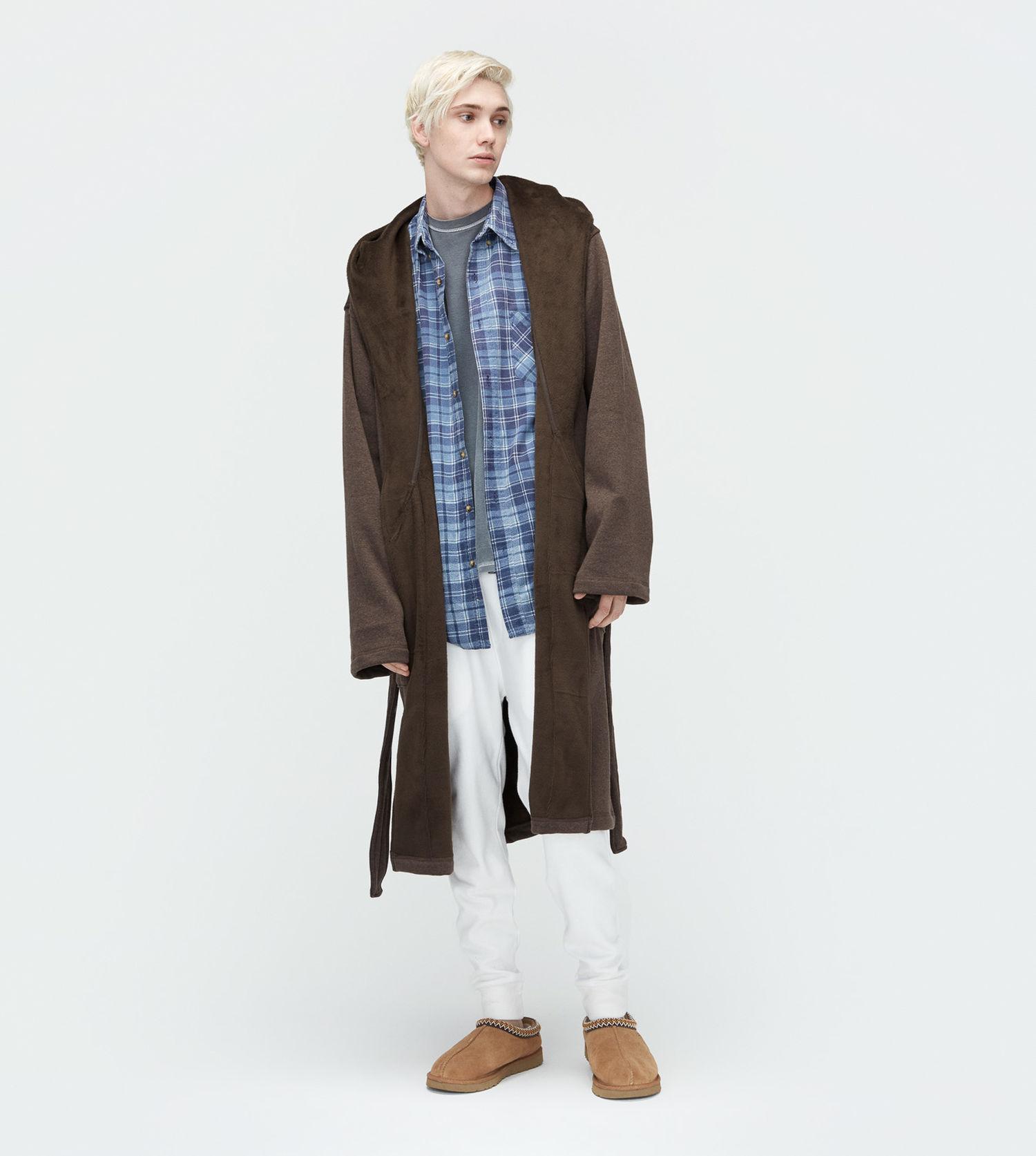 cb808707ba0 UGG Men's Brunswick Robe in Brown for Men - Lyst