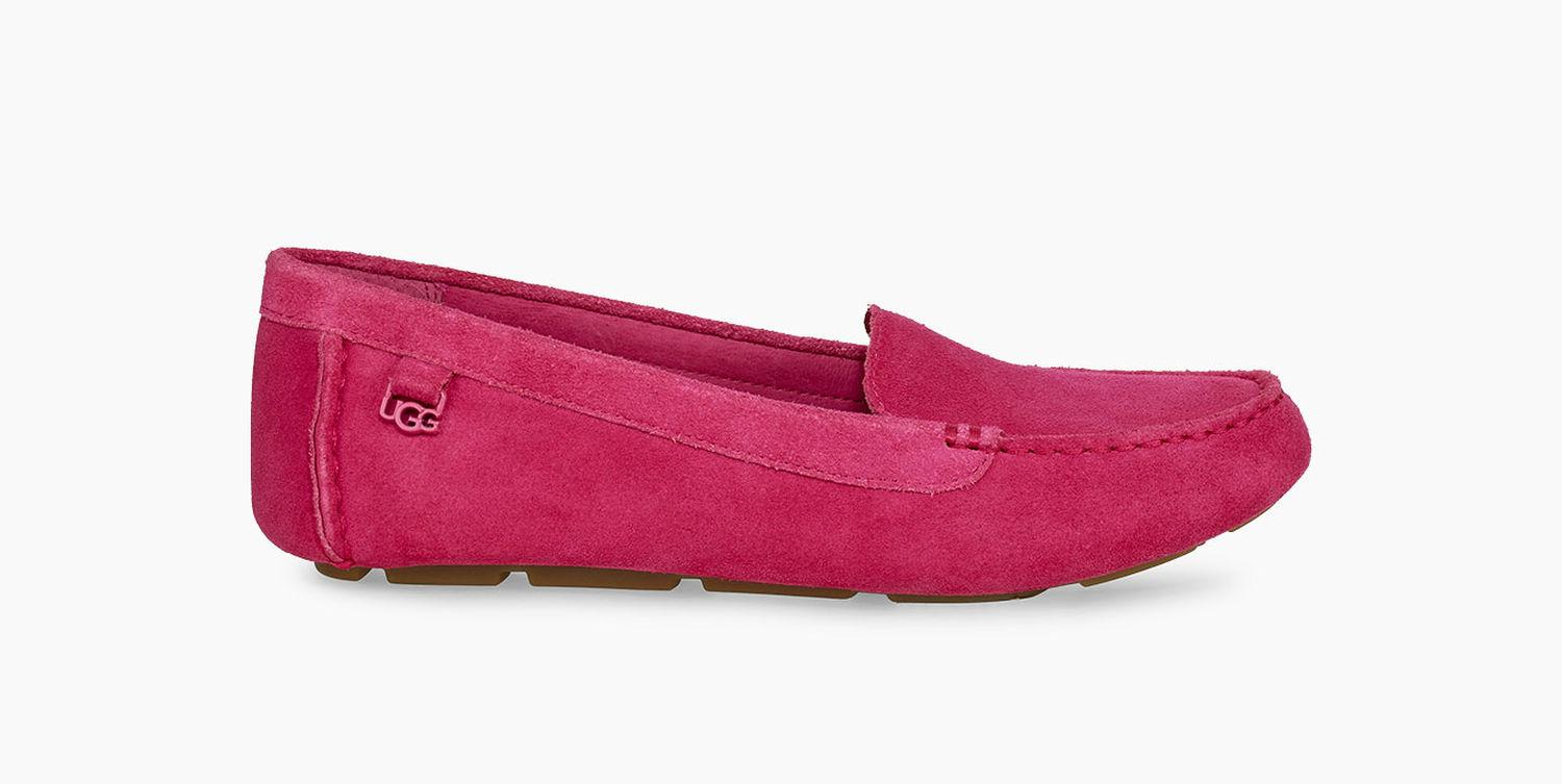 d34588c0451 Ugg - Multicolor Women s Flores Suede Loafer - Lyst
