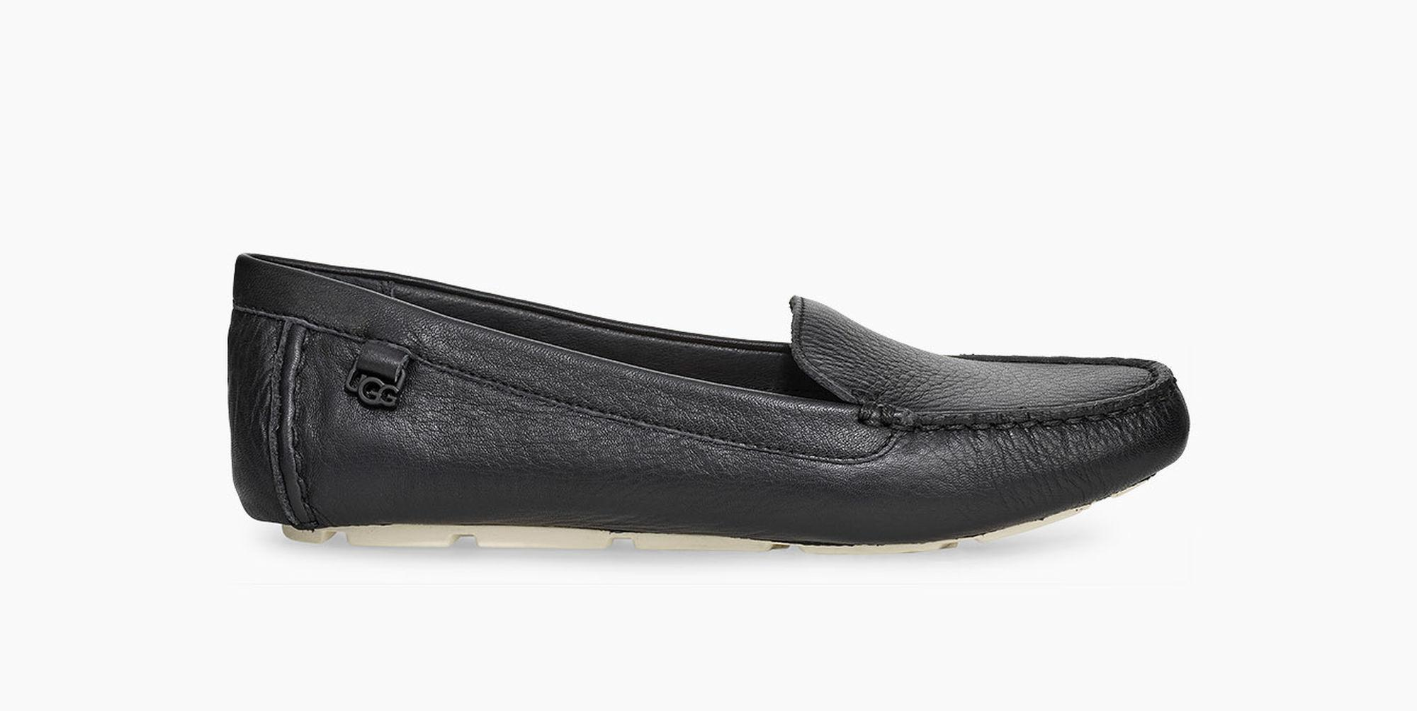 be15e0d9d41 Lyst - UGG Women s Flores Loafers in Black