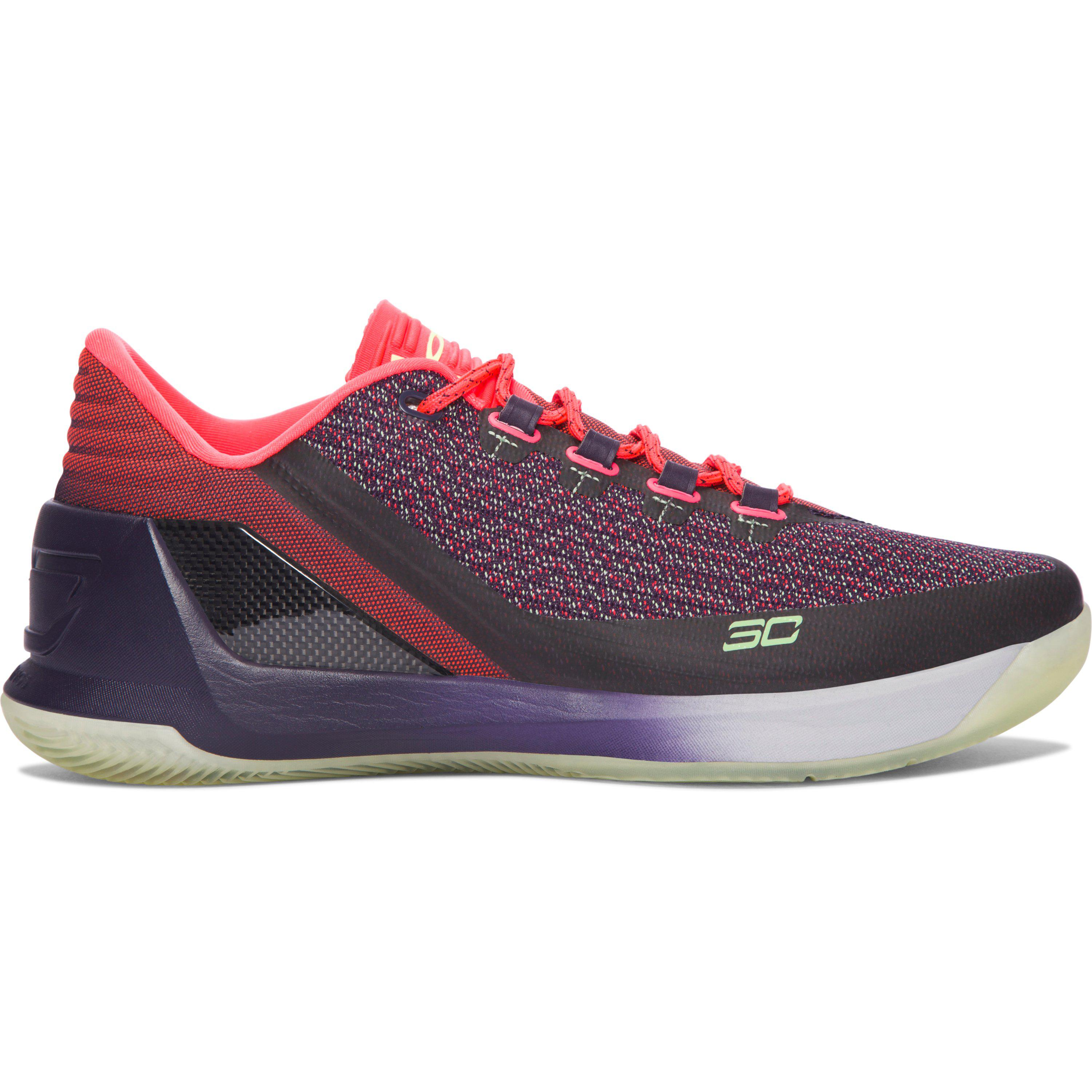 info for 2db87 33d57 best price purple orange mens under armour curry 3 shoes ...