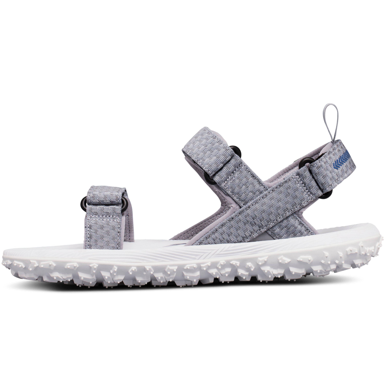 90998e0f1a13 Lyst - Under Armour Men s Ua Fat Tire Sandals for Men