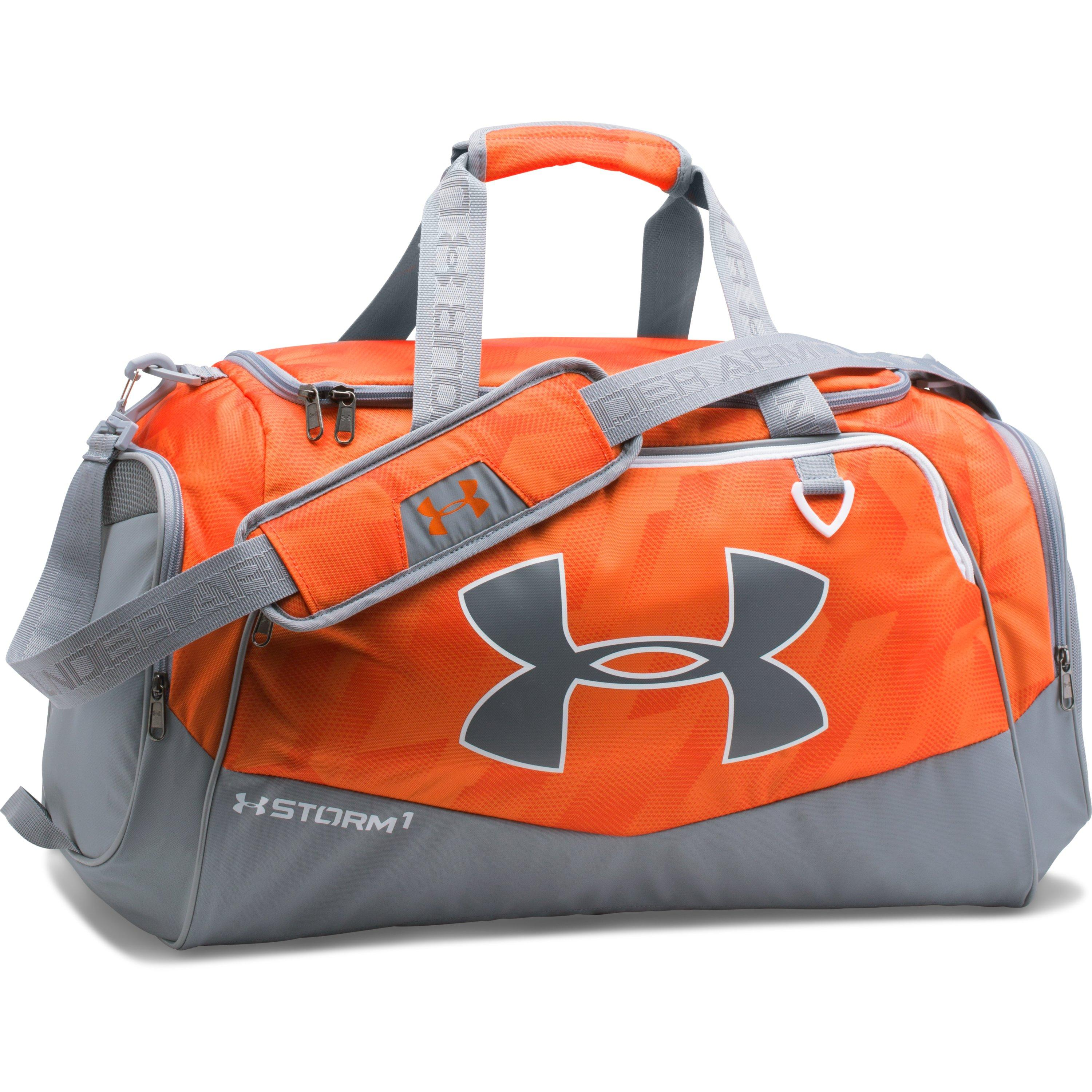 Under Armour Ua Storm Undeniable Ii Md Duffle In Orange Lyst