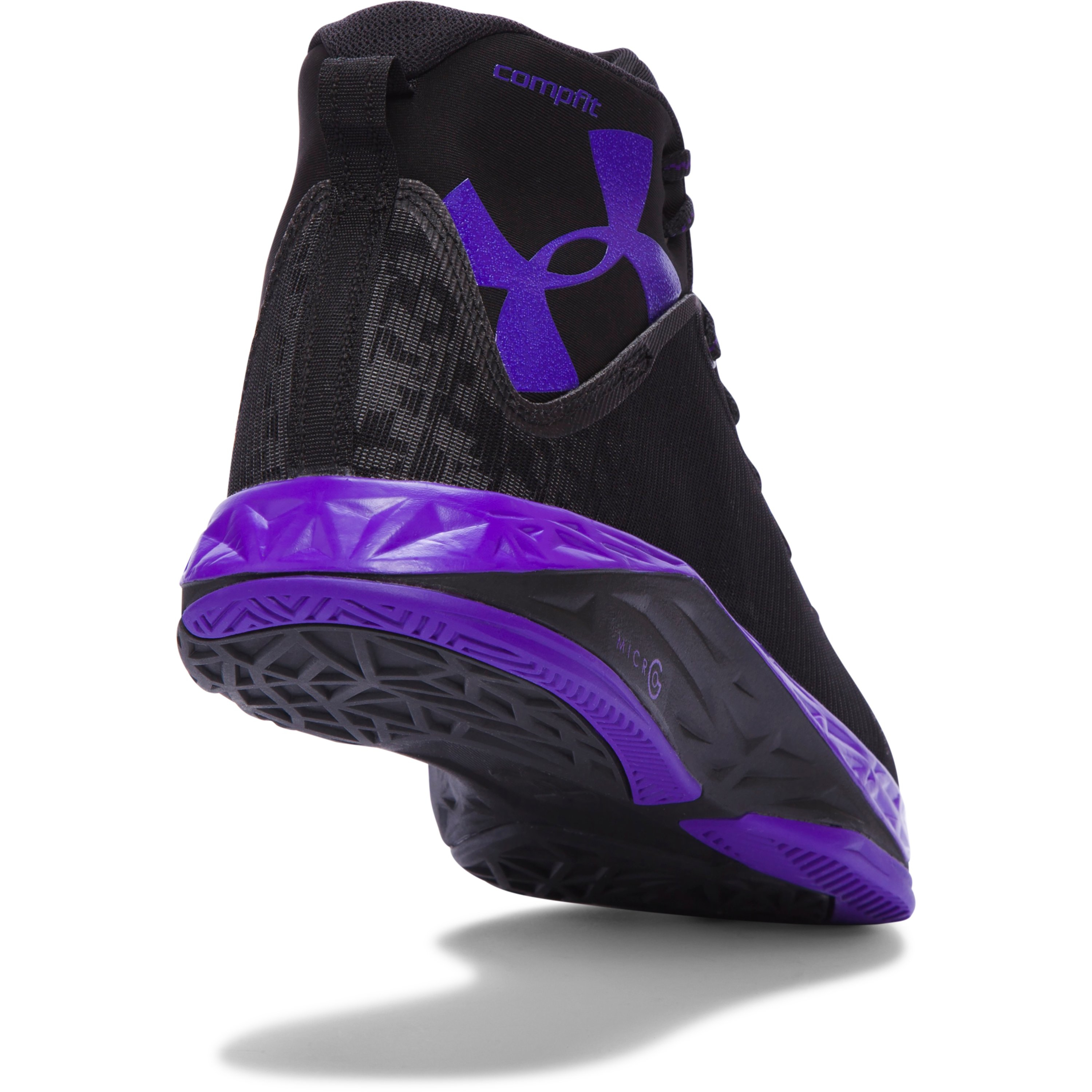 d9c3be5a834c Under Armour Men s Ua Fireshot Basketball Shoes in Purple for Men - Lyst