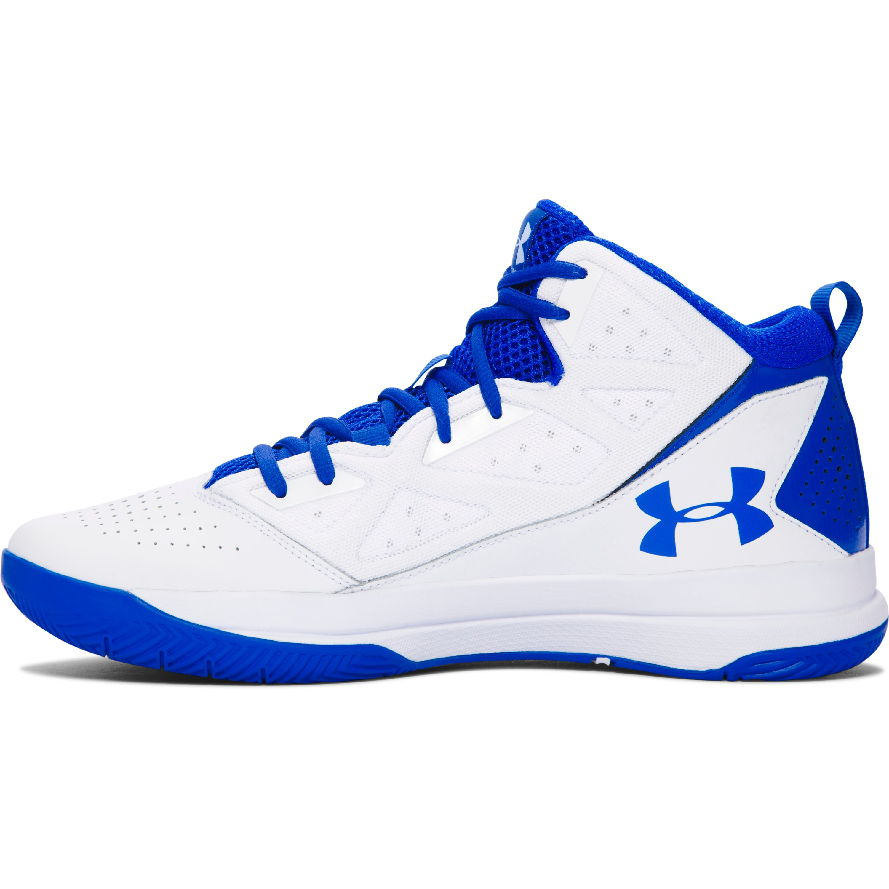 Under Armour Jet Mid Men S Basketball Shoes
