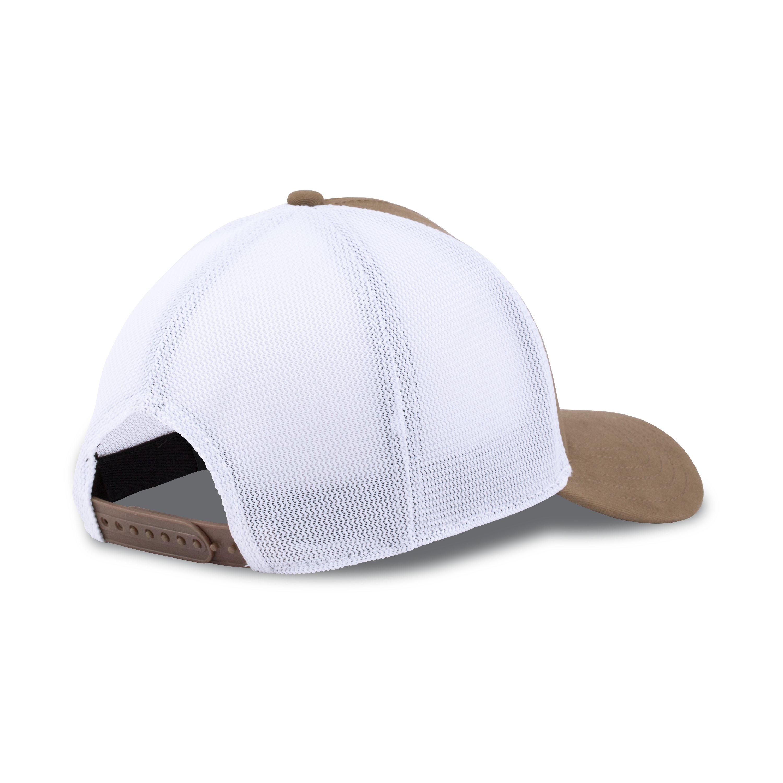 Lyst under armour men 39 s ua fish hook big logo mesh cap for Under armour fish hook bucket hat