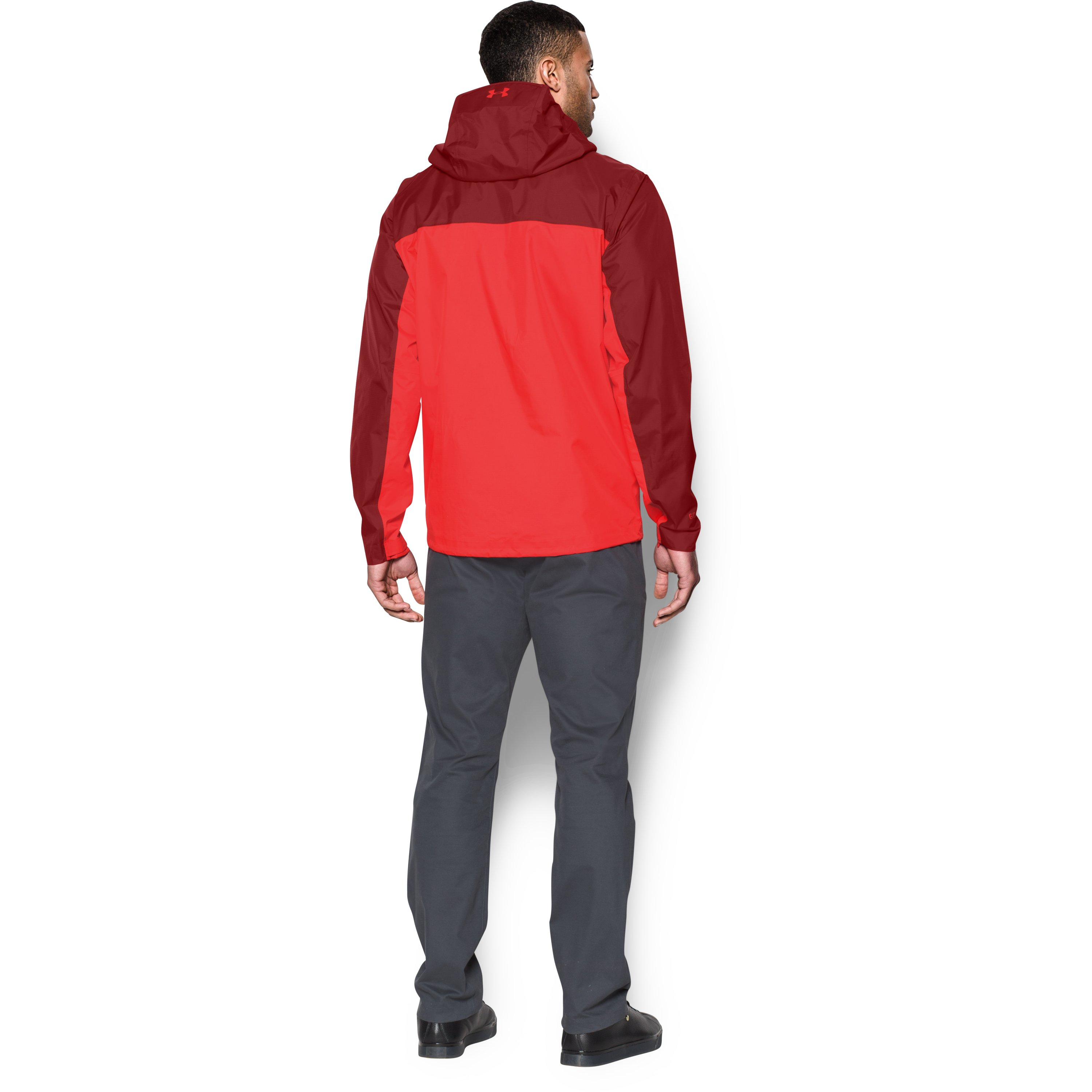 7ab00e67c Under Armour Men's Ua Storm Hurakan Paclite Waterproof Jacket in ...