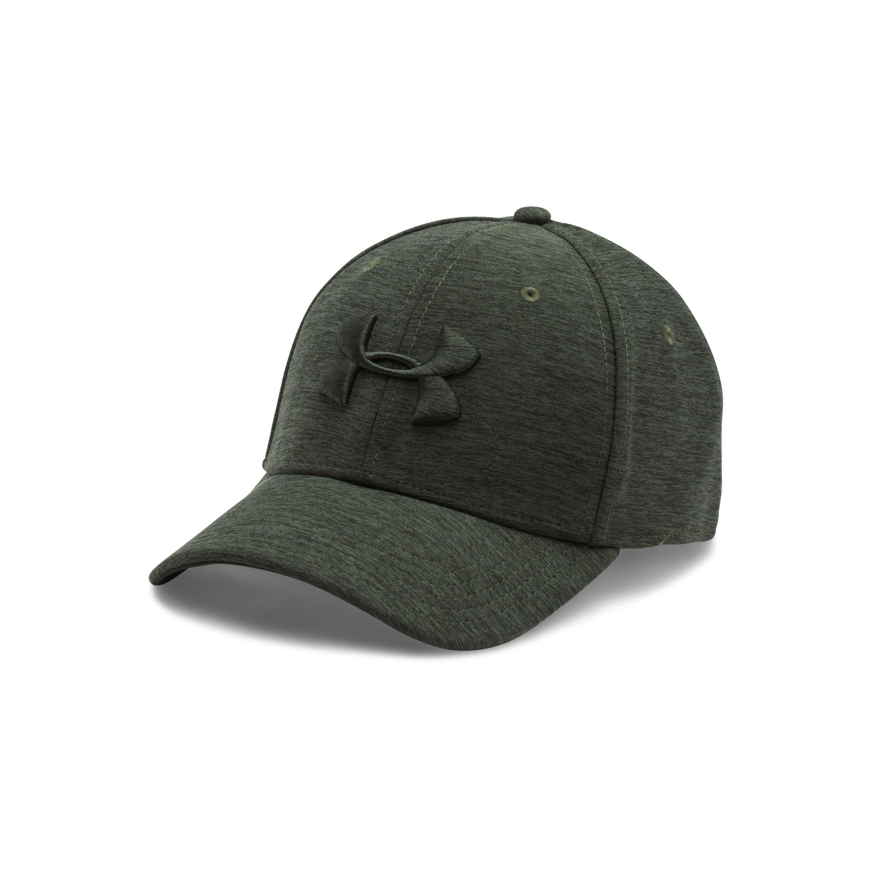 buy online 2bbf7 5d8b5 ... germany lyst under armour mens ua twist tech closer cap in green for men  63330 46c08