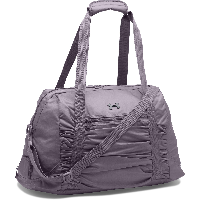 dd8c5bfdfcb4 Lyst - Under Armour Women s Ua The Works Gym Bag in Purple