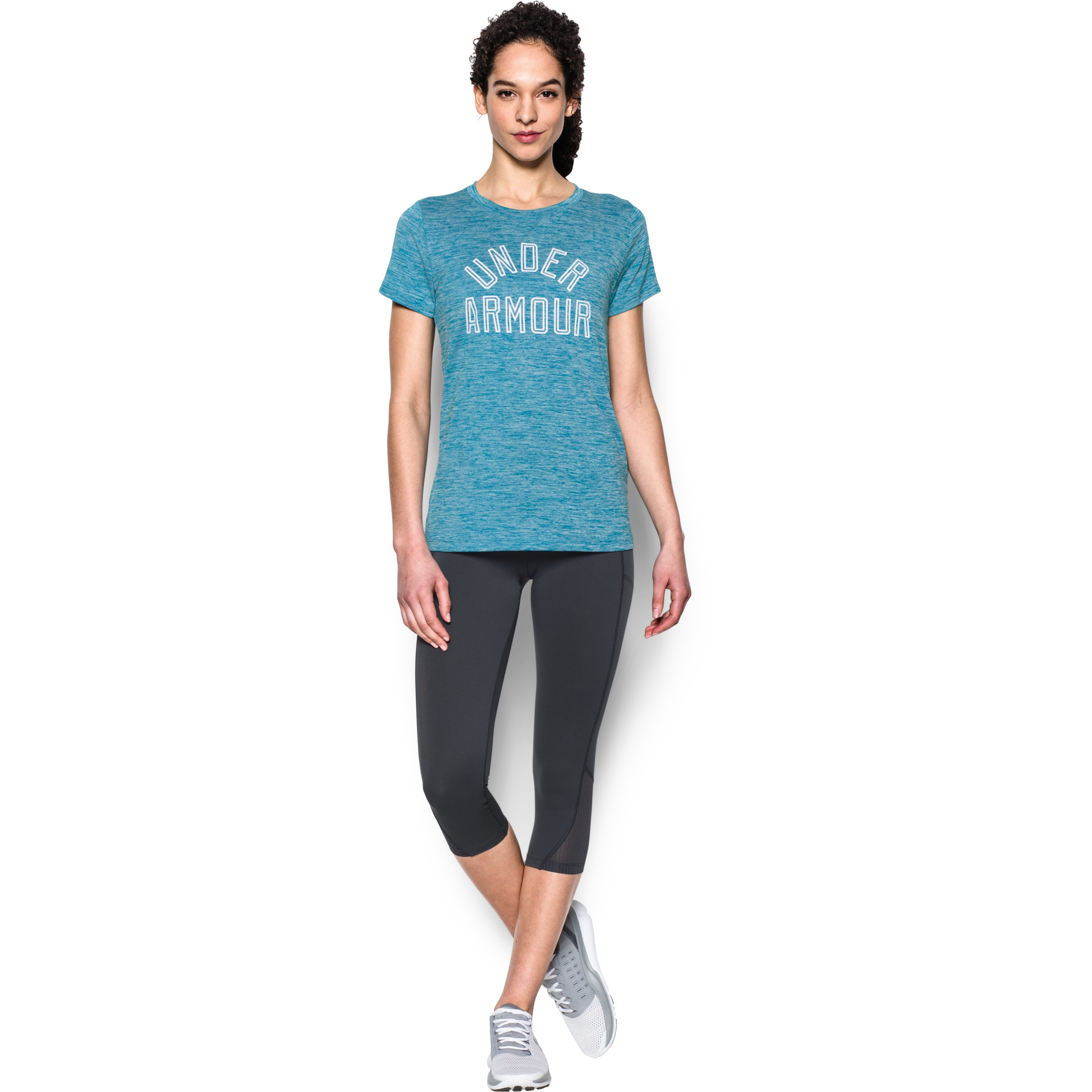 Under Armour Women S Ua Tech T Shirt Twist Graphic In