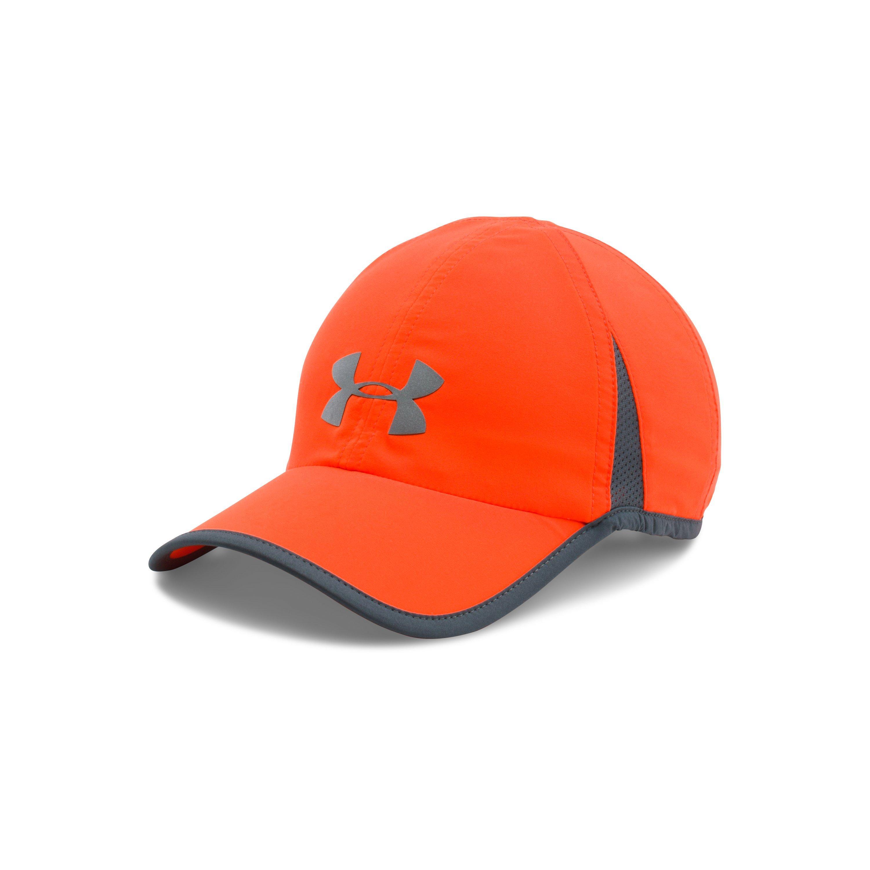 new arrival 136b6 1e746 ... wholesale under armour mens ua shadow 4.0 run cap in orange for men  lyst 48962 9fcdc