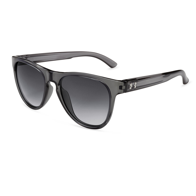 74173f3a75c Lyst - Under Armour Women s Ua Scheme Mirror Sunglasses in Gray